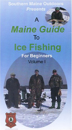 A Maine Guide to Ice Fishing, I DVD Image