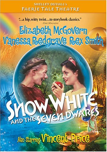 Faerie Tale Theatre - Snow White And The Seven Dwarfs DVD Image