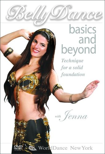Bellydance Basics And Beyond: Technique For A Solid Foundation DVD Image