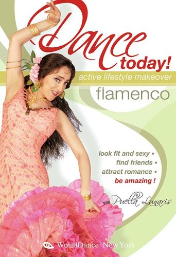 Dance Today! Flamenco - Active Lifestyle Makeover DVD Image
