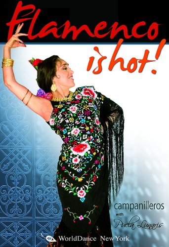 Flamenco Is Hot! - Campanilleros DVD Image