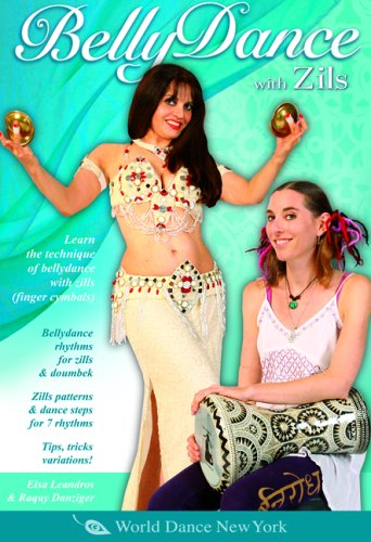 Bellydance with Zils DVD Image