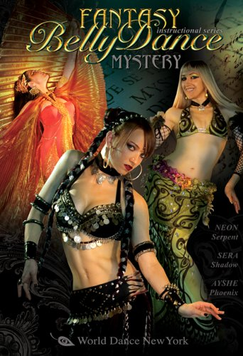 Mystery: Fantasy Bellydance DVD Image