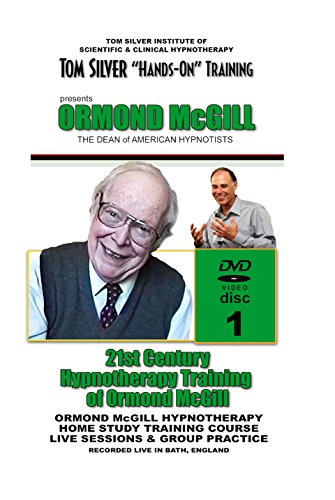 Ormond Mcgill 21st Century Hypnotherapy Training 5 DVD Special Package DVD Image