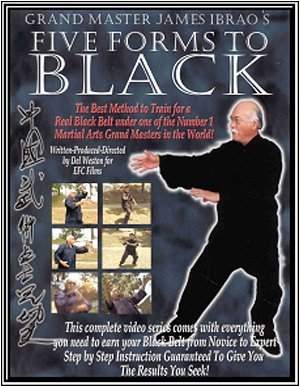Five Forms to Black DVD Image
