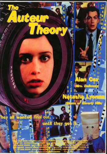 The Auteur Theory DVD Image