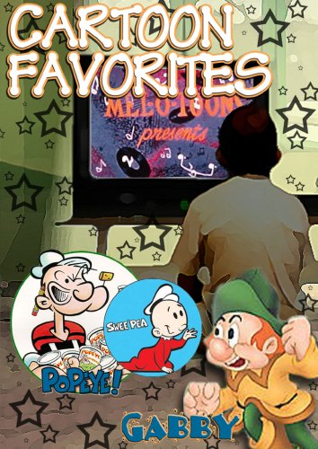 Cartoon Favorites - Volume 1 (DVD) 15 Cartoon Favorites explode with this rare collection of the most treasured classic cartoons. Now your kids can share your childhood memories. DVD Image
