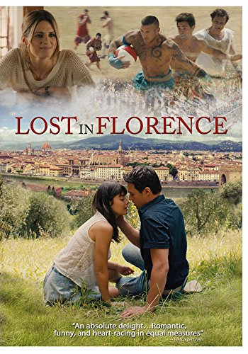 Lost in Florence DVD Image
