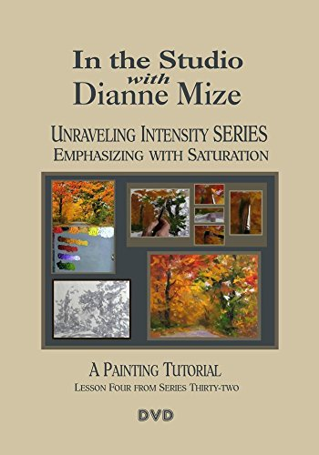 Unraveling Intensity:  Emphasizing with Saturation DVD Image