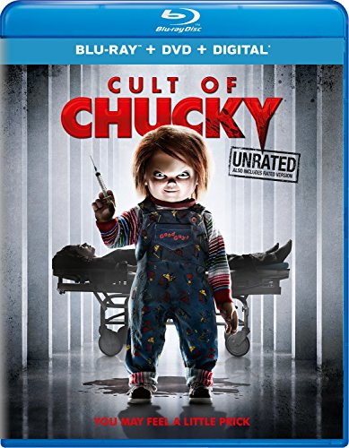 Cult of Chucky [Blu-ray] DVD Image