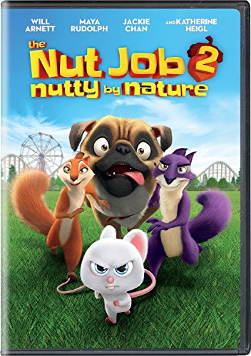 The Nut Job 2: Nutty by Nature DVD Image