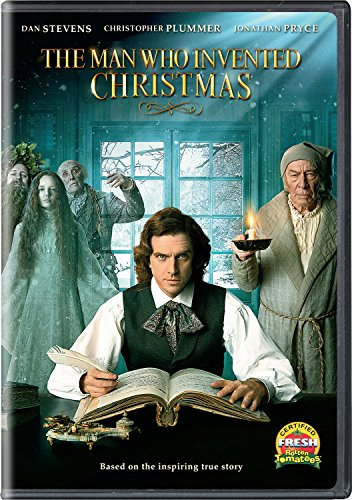 The Man Who Invented Christmas(DVD) DVD Image