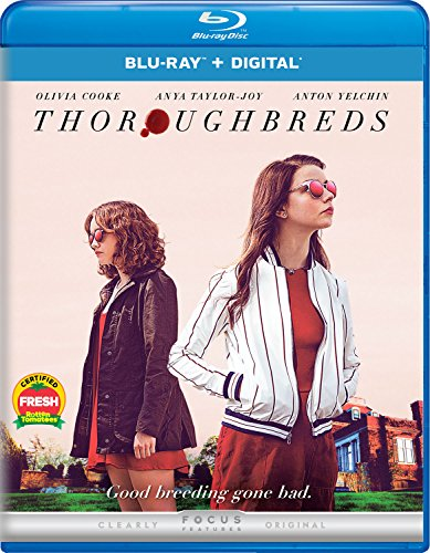Thoroughbreds [Blu-ray] DVD Image