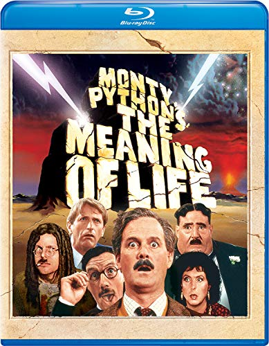Monty Python's The Meaning of Life [Blu-ray] DVD Image