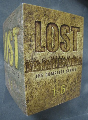Lost: The Complete Series (Seasons 1-6) DVD Image