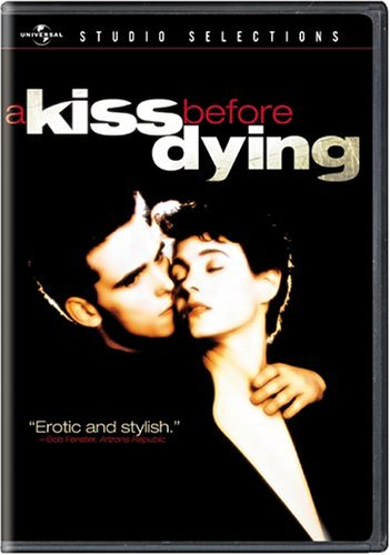 A Kiss Before Dying DVD Image