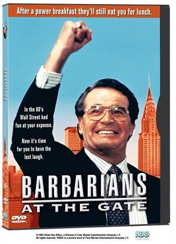 Barbarians at the Gate DVD Image