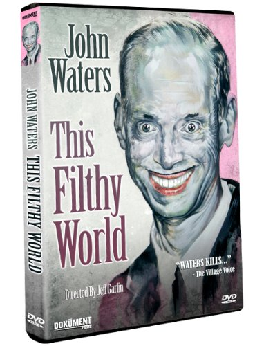 John Waters: This Filthy World DVD Image