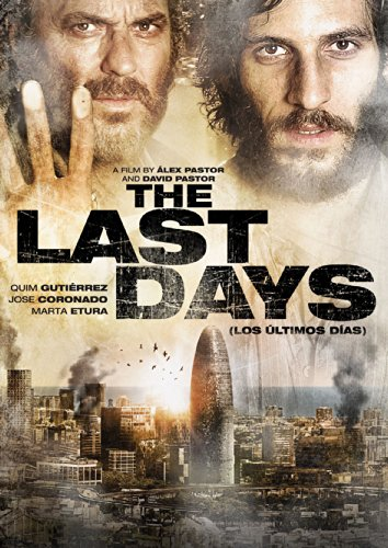 The Last Days DVD Image