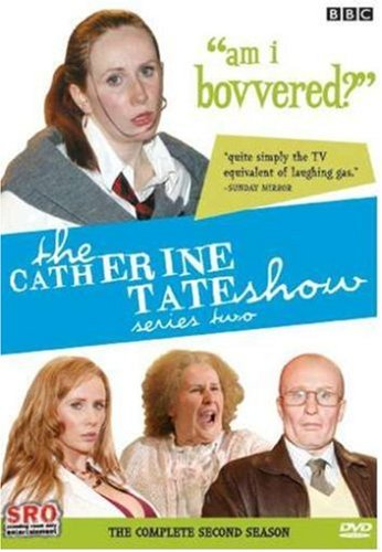 The Catherine Tate Show - The Complete Second Series (US Format, NTSC, Region 1) DVD Image