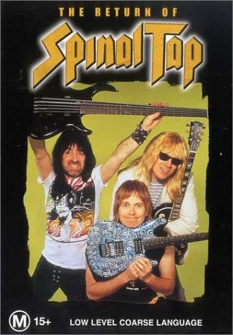 The Return of Spinal Tap DVD Image