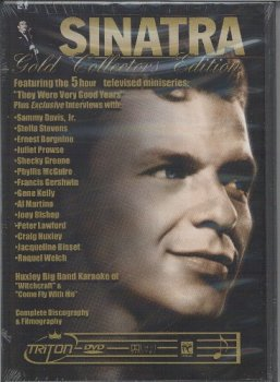 Sinatra Gold Collectors Edition DVD Image