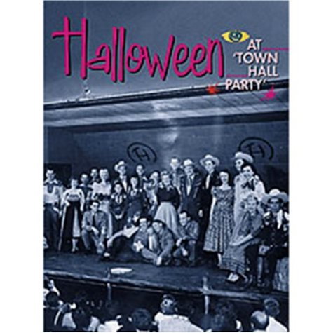 Halloween At Town Hall Party DVD Image