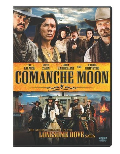 Comanche Moon: The Second Chapter in the Lonesome Dove Saga DVD Image