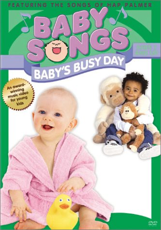 Baby Songs - Baby's Busy Day DVD Image