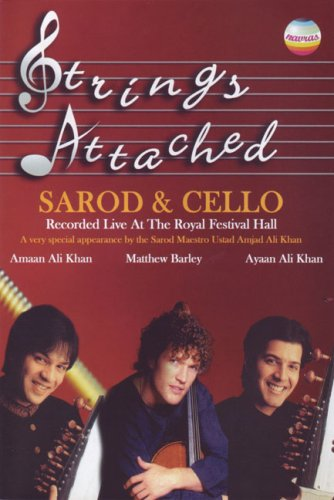 Strings Attached: Sarod & Cello DVD Image