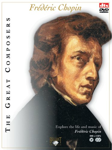 The Great Composers: Chopin DVD Image