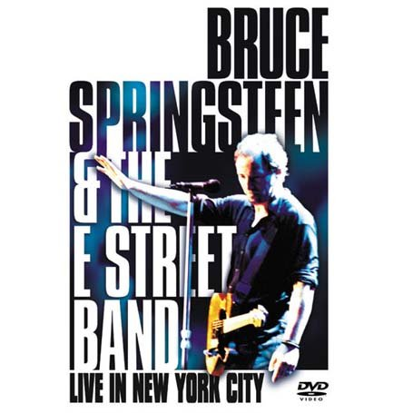 Bruce Springsteen and the E Street Band: Live in New York City [Region 2] DVD Image