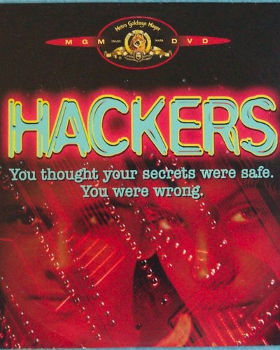 Hackers DVD Image