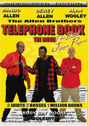 Telephone Book: The Movie DVD Image