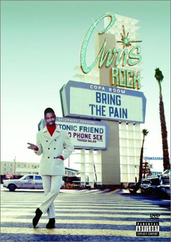 Chris Rock - Bring The Pain DVD Image