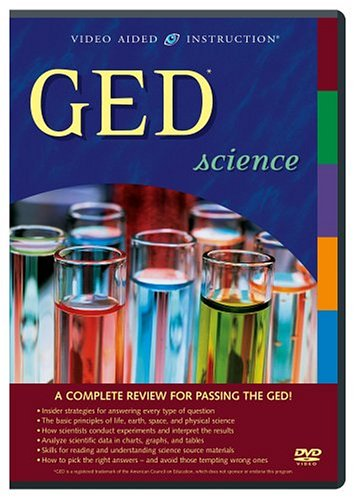 GED Science DVD Image