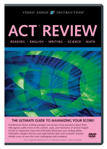 ACT Review DVD Image