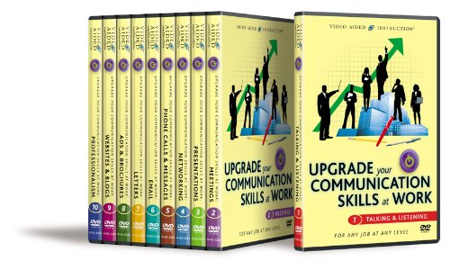 Upgrade Your Communication Skills At Work DVD Image