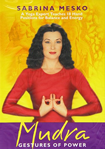 Mudra: Gestures of Power DVD Image