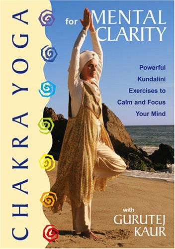 Chakra Yoga for Mental Clarity DVD Image