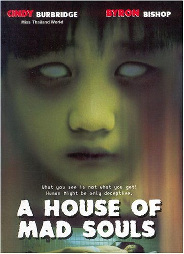 A House of Mad Souls DVD Image