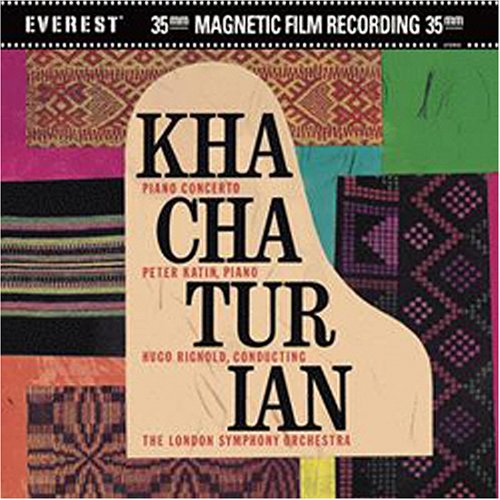 Khachaturian - Piano Concerto DVD Image
