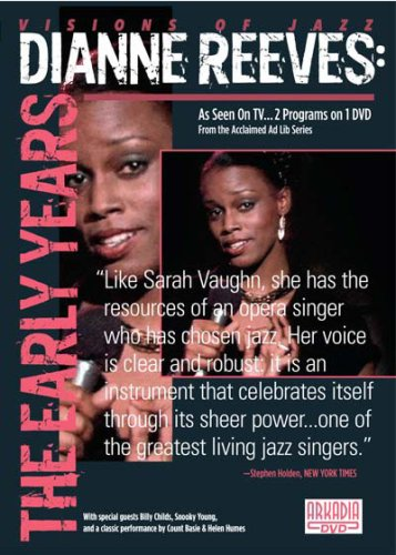 Dianne Reeves: The Early Years DVD Image