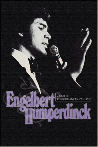 Engelbert Humperdinck: Greatest Performances 1967 - 1977 [Region 2] DVD Image