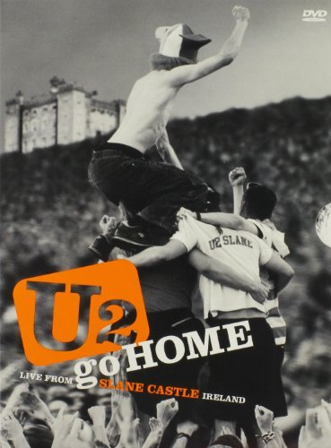 U2 Go Home - Live From Slane Castle (Limited Edition Packaging) DVD Image
