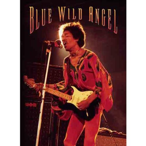 Blue Wild Angel: Live at the Isle of Wight DVD Image