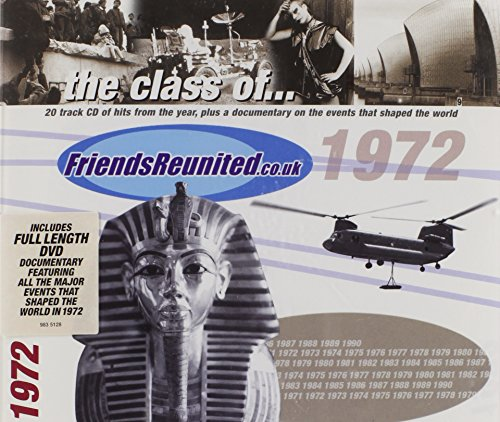 Disky Friends Reunited 1972 DVD Image