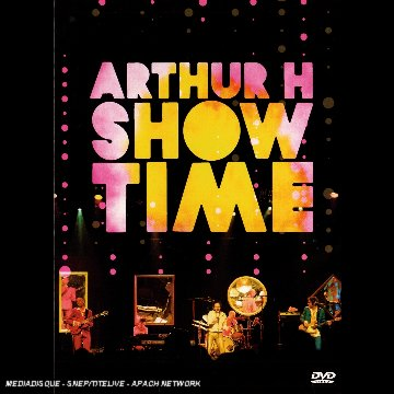 Show Time DVD Image