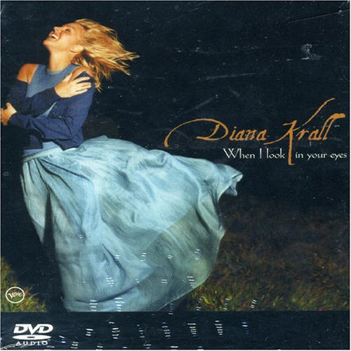 Diana Krall: When I Look in Your Eyes DVD Image