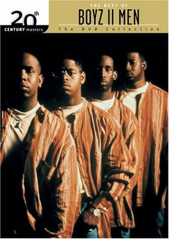Boyz II Men: 20th Century Masters: Best Of DVD Collection DVD Image